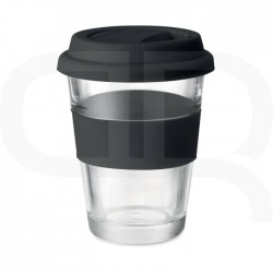 Glas Becher 350 ml