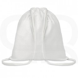 Bamboo cotton drawstring bag