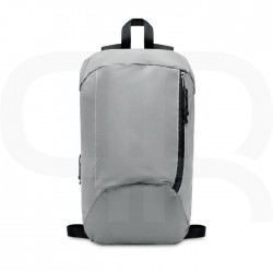 High reflective backpack 600D